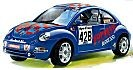 Bburago VW New Beetle Ice Trophy (1998)
